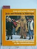 Feste und Bräuche in Thüringen. Bildband zur Fernsehserie des MDR