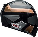 Bell Cascos RS2, Epire negro/cobre, tamaño mediano