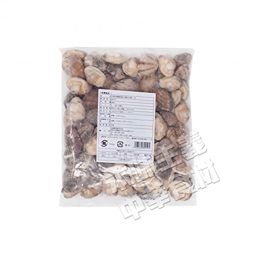中国産 半殻付きアサリ 80-100個 500g あさり・浅利・砂抜き済み・シーフード・冷凍食品 …