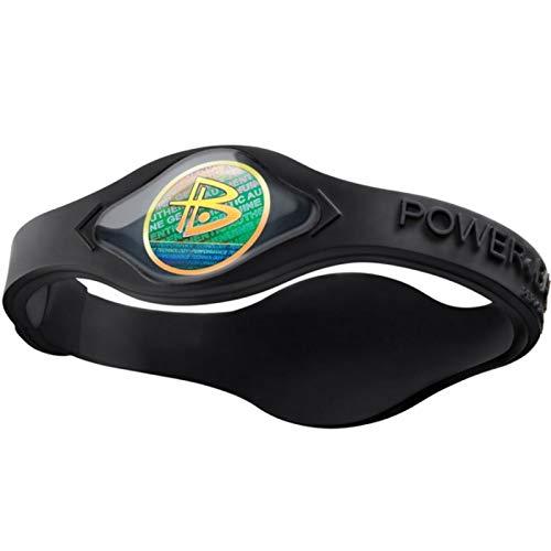 BVC Pulsera DE Equilibrio - Pulsera de Silicona Fitness Unisex - Color Negro