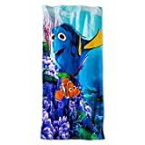 Disney/Pixar Finding Dory peluche/baño/piscina/Playa 100% toalla de algodón, 28'X 58'