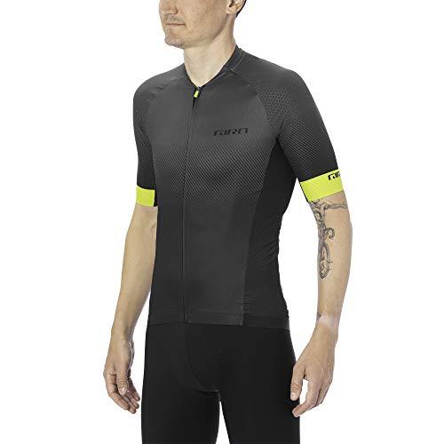 Giro M Chrono Pro Maillot de Cyclisme pour Homme XXL Transition Noire.