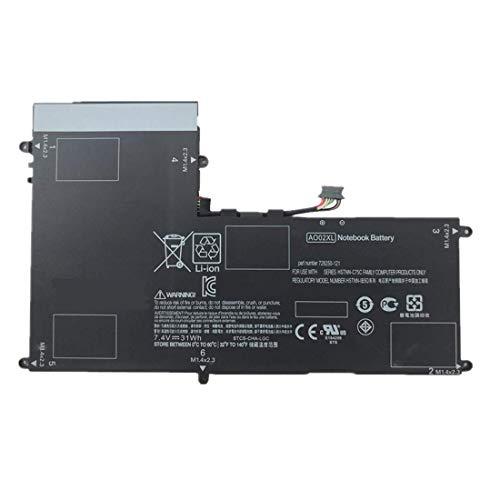 Bestome Ersatz Akku Kompatibel mit HP ElitePad 1000 G2 HSTNN-C75C HSTNN-C78C HSTNN-IB5O HSTNN-LB5O HSTNN-UB5O 728250-421