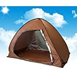 SUWIND Outdoor UV40 Sun Protection Beach Wind Breaker/Shelter Tent – Ideal for Babies