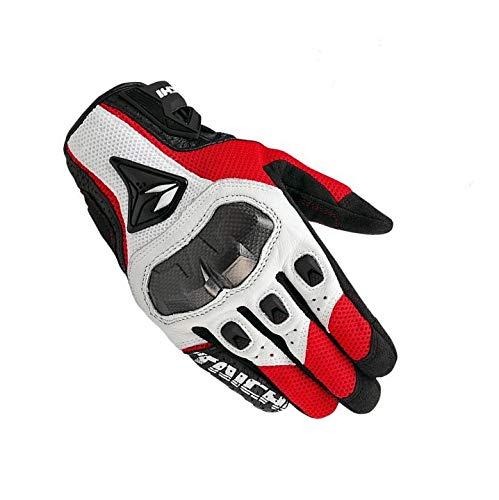 Qianliuk Motorrad Handschuhe Winter & Sommer Touchscreen Handschuhe Motos Racing Schutzhandschuhe