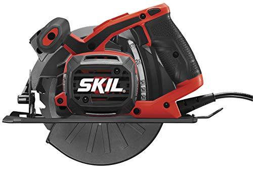 "SKIL 5280-01 Circular Saw with Single Beam Laser Guide, 15 Amp/7-1/4"""