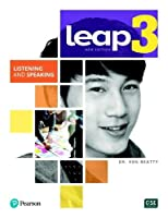 LEAP 3 - Listening and Speaking Book + eText + My eLab STUDENT