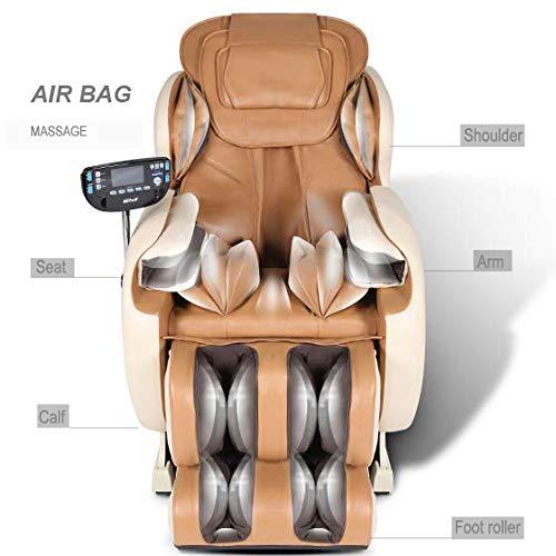 R Rothania Ospirit Full Body Shiatsu Massage Chair