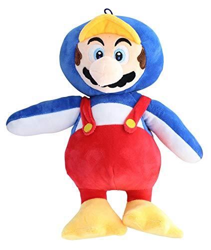 Chucks Toys Super Mario 16 Inch Character Plush   Penguin Mario