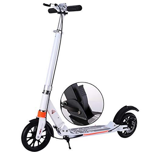 WYQ Kick Scooter for Mayores de 12 años Adolescentes/Adultos, Scooters Plegables no...