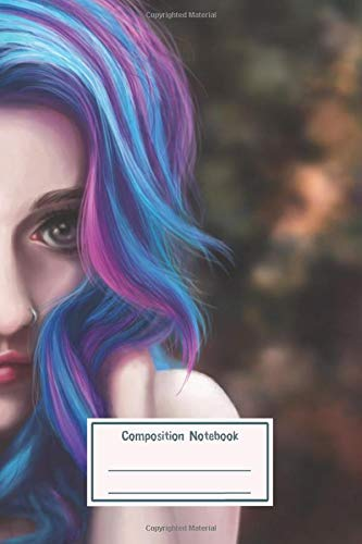 Composition Notebook: Suicide Girl for School & College for Writing and Notes