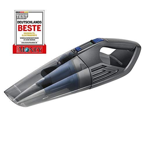 ProfiCare, Profi Care PC-AKS 3034 Akkusauger, 2 in 1 Nass-und Trockensauger in Einem, für alle Oberflächen geeignet, leistungsstarker 14,8 V Lithium Ionen Akku, anthrazit-blau