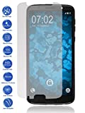 Todotumovil Protector de Pantalla Motorola Moto G6 Plus de Cristal Templado Vidrio 9H para movil