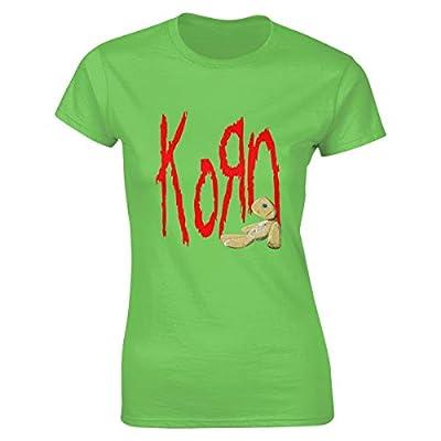 Damen Korn Logo Bekleidung