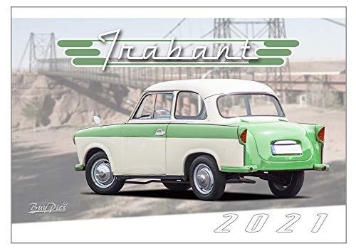 Kalender 2021 mit Fotos von TRABANT DIN A3 3 (BuyPics4U)