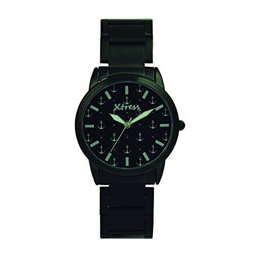 XTRESS Reloj Analógico para Hombre de Cuarzo con Correa en Acero Inoxidable XNA1037-31