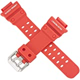 Casio 10365765 Genuine Factory Replacement Resin Watch Band fits GX-56-4 GXW-56-4