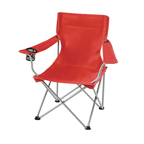 YLLYZ Klapstoel in de open lucht, armleuning, luifel, eetstoel, visstoel, draagbaar, picknick, camping, barkruk