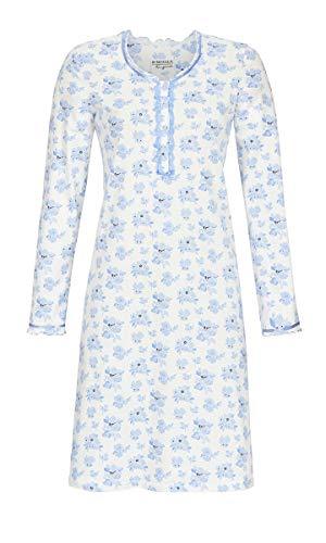 Ringella Lingerie Damen Nachthemd mit Knopfleiste ciel 36 9561012, ciel, 36