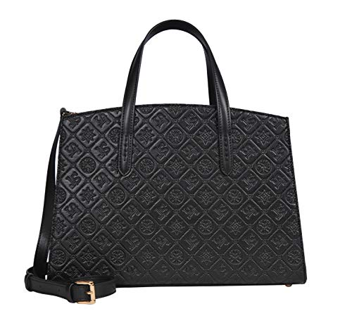 SILVIO TOSSI Damen Lederhandtasche...