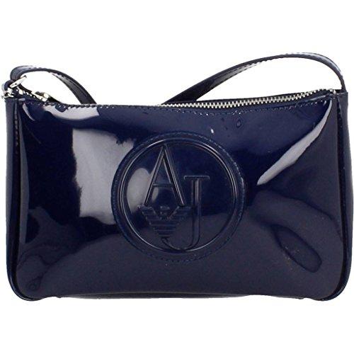Handtaschen Damen, color Blau , marca ARMANI JEANS, modelo Handtaschen Damen ARMANI JEANS D7804 Blau