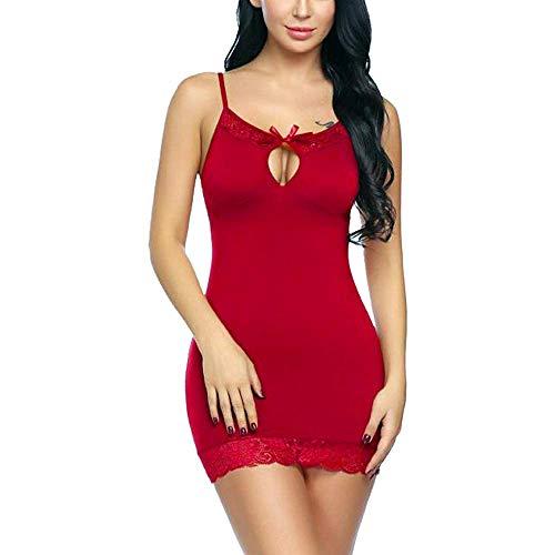 Billebon Women Babydoll Sleepwear Lingerie Night Dress Lingerie for Women...