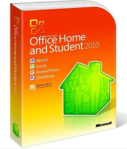 Microsoft 79G-01900 - OFFICE HOME AND STUDENT 2010 32/64