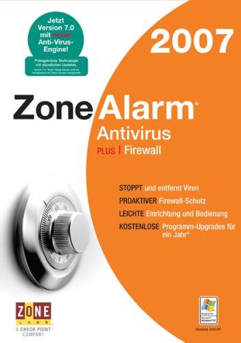 ZoneAlarm Antivirus 2007 Aktion