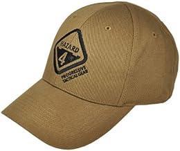 (ハザード4)Hazard4 Embroidered Hazard 4 Logo Cap CT H4-HDG-H4CAP-CYT