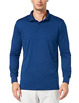 Baleaf Herren Golf Poloshirt