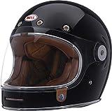 BELL ヘルメット Bullitt 14-19年 現行モデル ソリッドカラー グロス黒/S(55~56cm) 並行輸入品