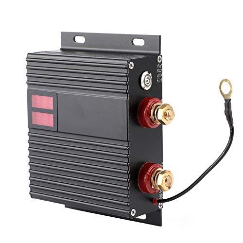 Aislador de batería, Voltaje amplio AMP 12-24V Hecho de hierro 150A para coche RV