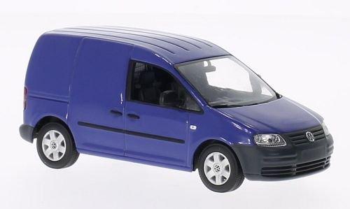 VW Caddy, blau, 2004, Modellauto, Fertigmodell, I-Minichamps 1:43