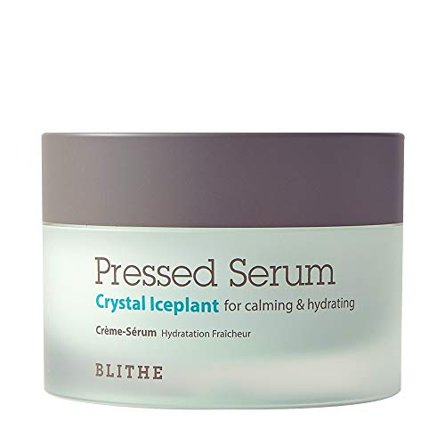 Blithe Pressed Serum Crystal Iceplant Cooling Eucalyptus Cream - Water...