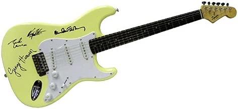 The Beatles Autographed Signed Guitar Paul Mccartney John Lennon ++ Autographed Signed Facsimile