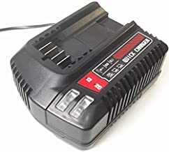 Tueddur Replacement for Craftsman 12V 20V Max Lithium Compact Batteries CMCB104 Charger,Compatible with Craftsman 20V Lithium Battery CMCB101 CMCB204 CMCB202 CMCB201 CMCB209 CMCB205 CMCB102 CMCB100