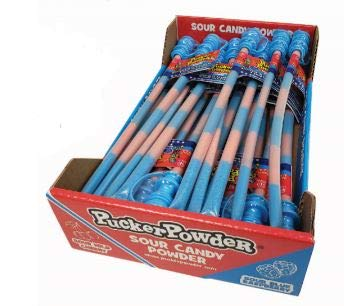 Pucker Powder Super Tube, PDQ of 24…