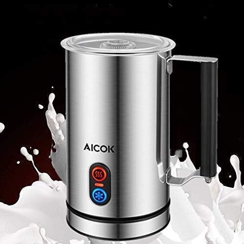 AICOK Mousseur  Lait lectrique, 500W 300ML Mousseur...
