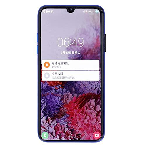 Teléfono Móvil Desbloqueado, 2 + 16G Dual SIM Smartphone 3G, Pantalla Gota Agua HD 6.5', Cámara 2MP + 5MP, Soporte para WiFi/GPS/Bluetooth/Expansión Memoria, Simple Operar(EU)