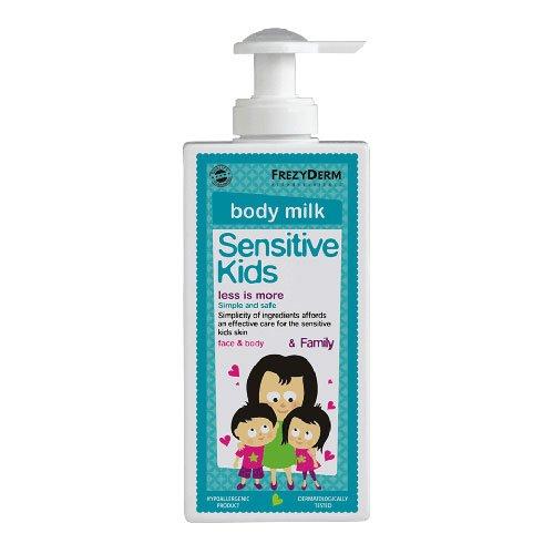 FREZYDERM Sensitive Kids Body Milk PN: B00TINZH1W