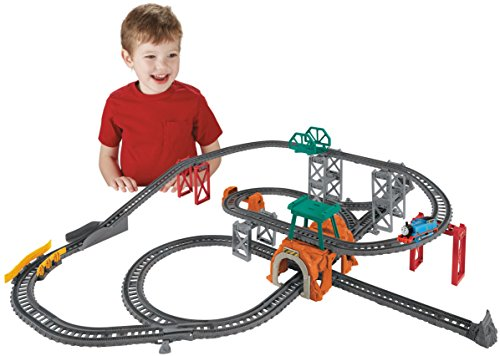 Fisher-Price Thomas & Friends TrackMaster, 5-In-1 Track Builder Set