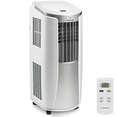 Foto di TROTEC 1210002021 PAC 2610 E Climatizzatore Portatile a 9000 Btu, Condizionatore D'Aria Locale Monoblocco da 2,6 Kw, EEK A, 3in1: climatizzatizzare, ventilare, deumidificare