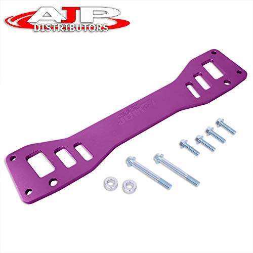 AJP Distributors JDM Sport Performance Upgrade Replacement Purple Rear Lower Control Subframe Suspension Brace Bar Stability For Acura RSX DC5 Honda Civic EP3 2002 2003 2004 2005 2006 02 03 04 05 06