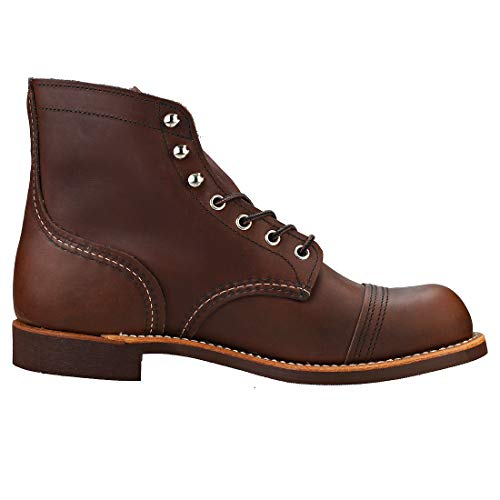 Red Wing Heritage Iron Ranger 6-Inch Boot, Amber Harness, 11 D(M) US
