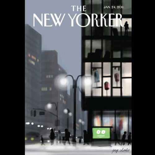 The New Yorker, January 24th 2011 (Ken Auletta, Ryan Lizza, Nancy Franklin) audiobook cover art