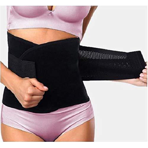 Cinta Térmica Modeladora Cintura Ajustável Hot Abdominal Hb (M)