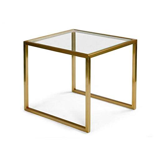 Diaod Estudio Moderno Colección Square Side/Final Table Stand/Noche/Mesa de café, Espresso
