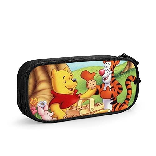 Winnie the Pooh Astuccio Portamatite Studenti Adolescenti Portapenne, Organizzatore...