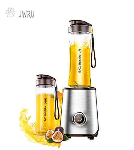 Read About JINRU Portable juicer Mini Mini juicer for Household use Multifunctional Portable juicer ...