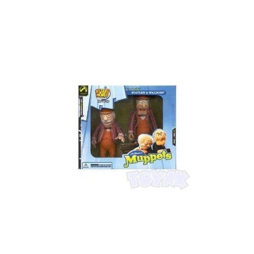 Muppet Show - Waldorf und Statler Exclusiv 15cm Figur